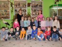 Экскурсия в  зоологический  музей  КФУ воспитанников подготовительной группы