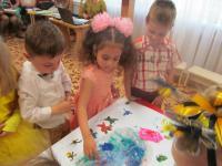 Городское методическое объединение для воспитателей средних групп